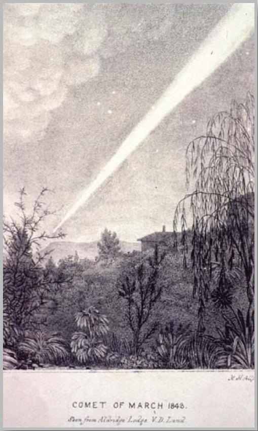Comète de 1848
